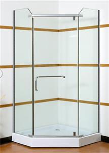 Diamond model Stainless Steel shower cabin