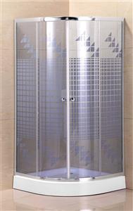 cheap price quality assurance simple shower enclosure